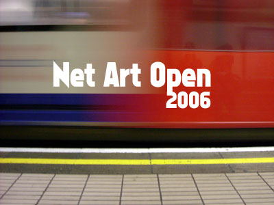 the net art open 2006 logo